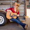 24 year old Texan, Kristyn loves all things western & western swing. She has garnered multiple accolades & even landed on the 2018 season of American Idol. She is characterized by her powerful vocals, swing rhythm guitar, yodeling &  songwriting that stems from her lifestyle with horses & cattle.